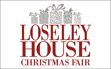 Loseley House Christmas Fair – Surrey